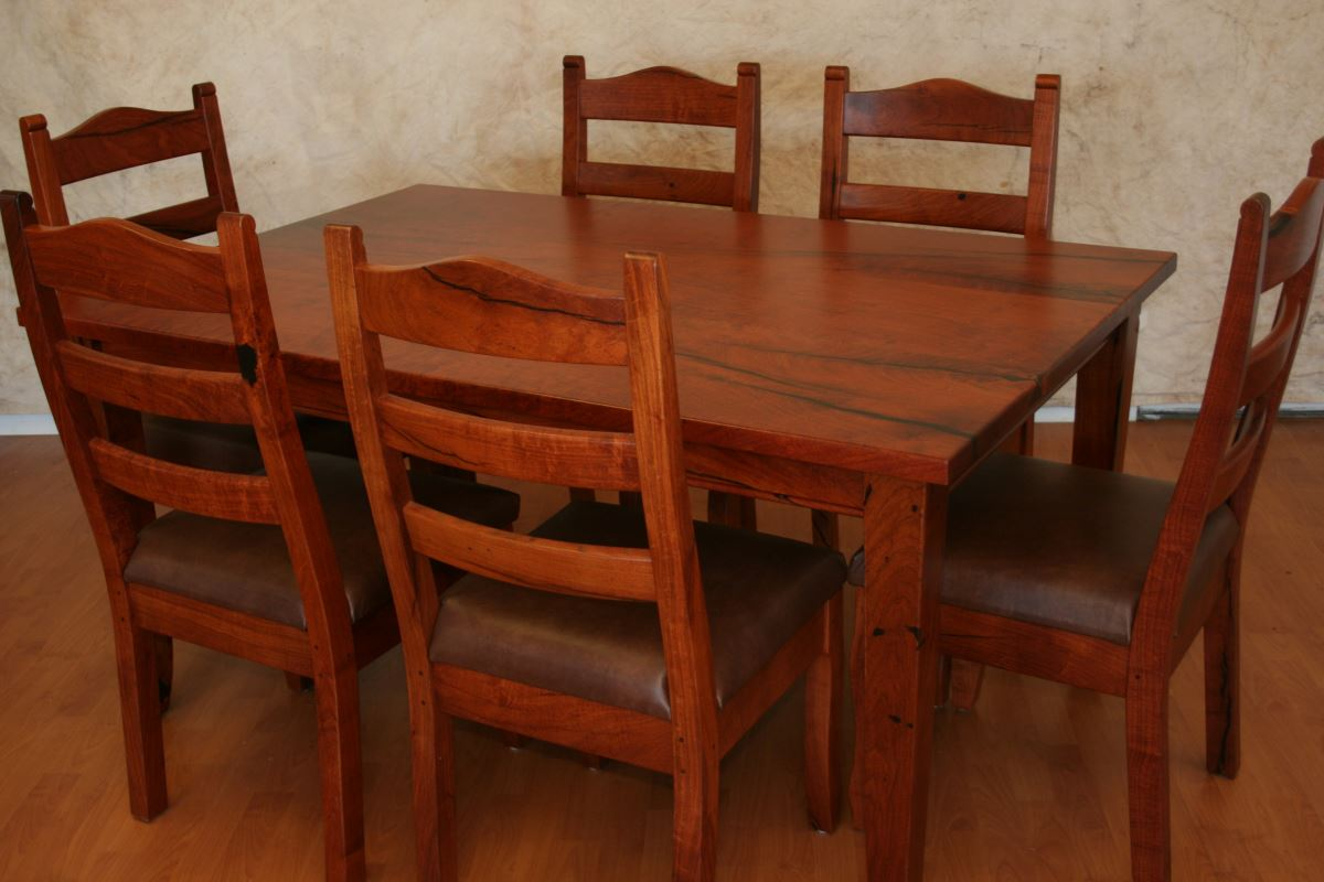Texas Mesquite Co Hand Crafted Mesquite Furniture From The Heart