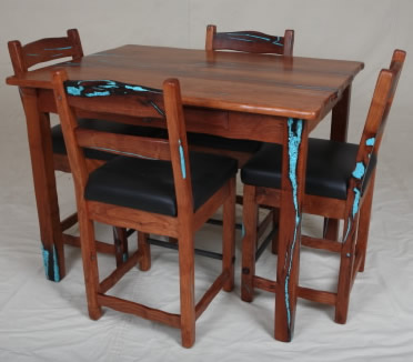 Handmade Mesquite U0026 Antique Longleaf Pine Furniture